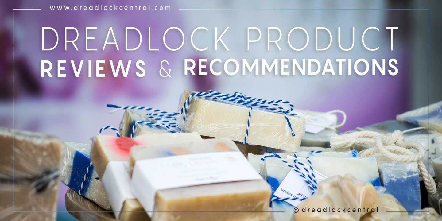 Dreadlock Product Reviews and Recommendations to help you find the best shampoo for dreads that are residue free!